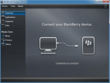 blackberry desktop manager 7.0.0.32