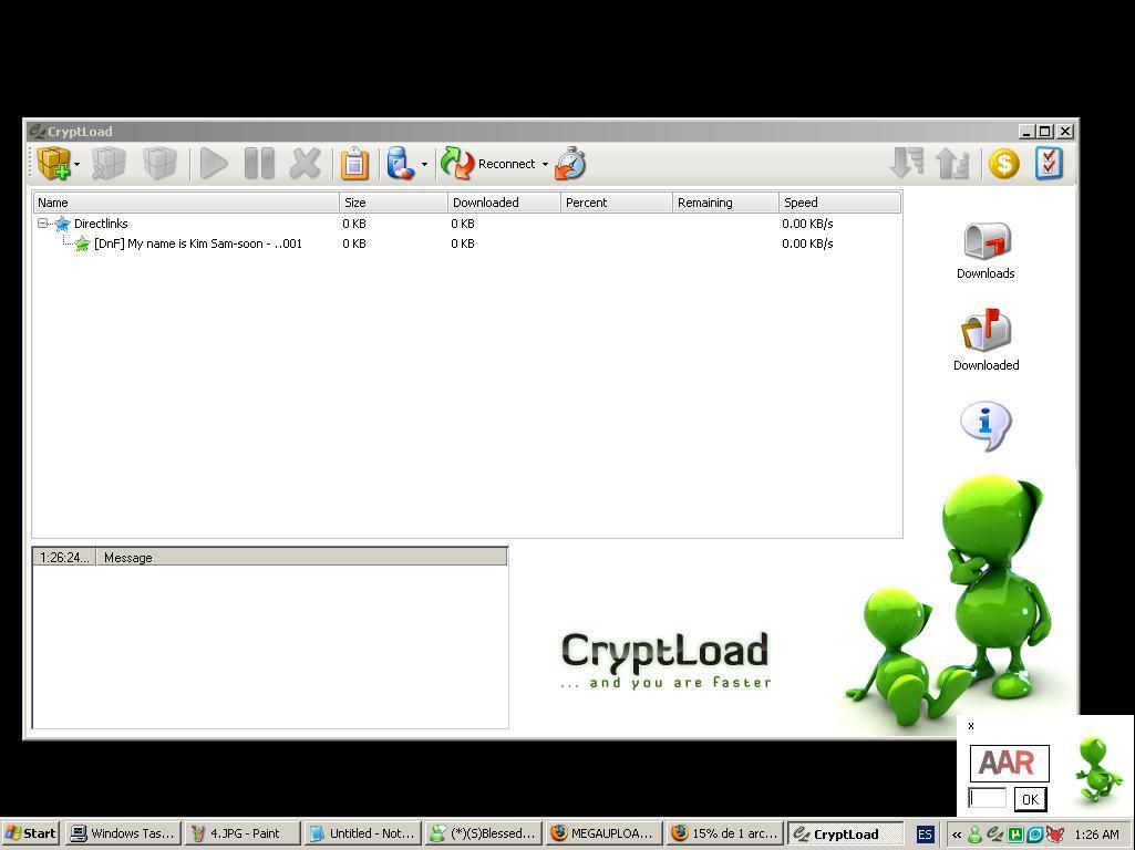 CRYPTLOAD 1.1.8 TÉLÉCHARGER
