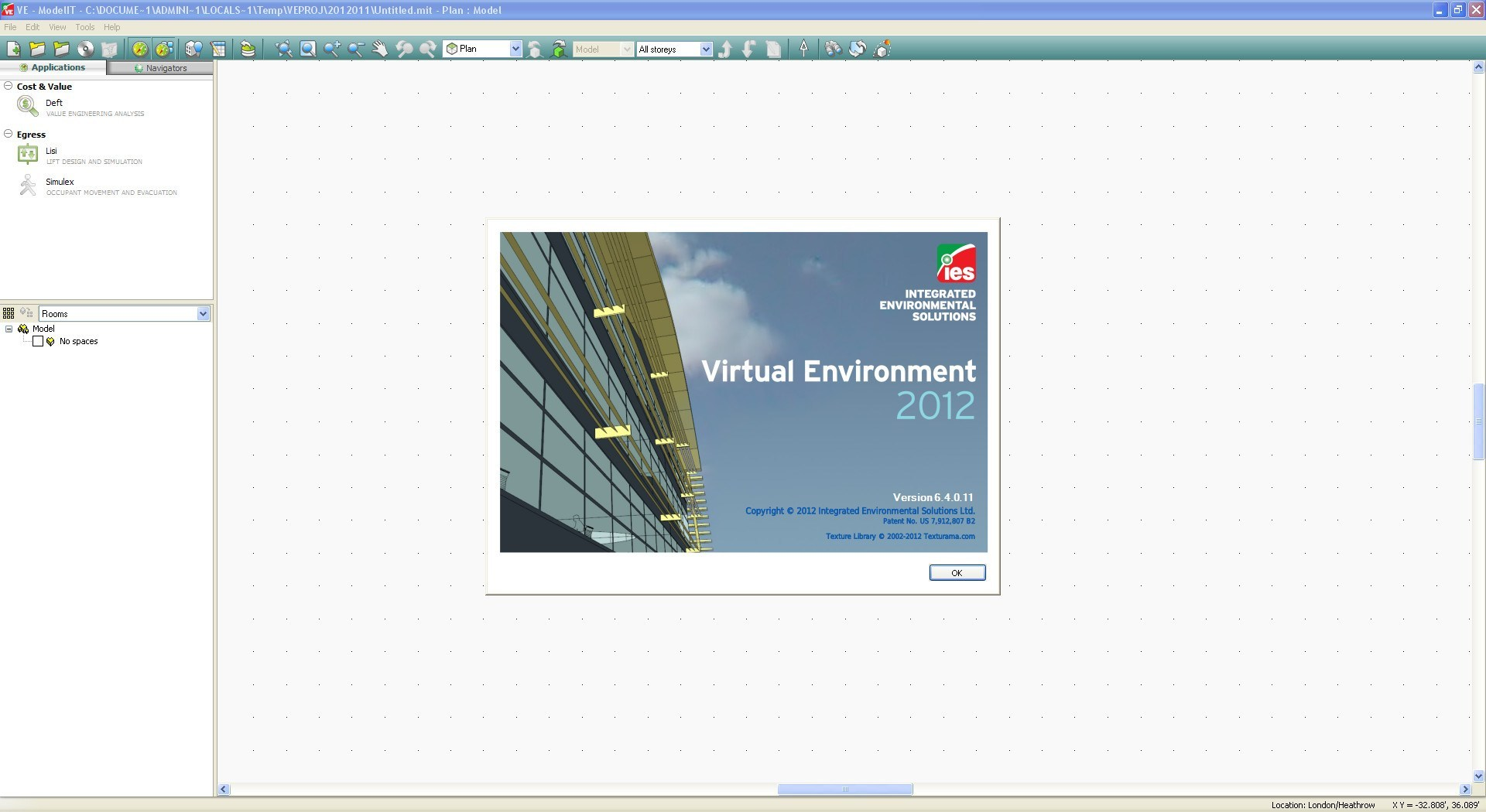 IES Virtual Environment 6 4 Download (Free trial) - ve exe