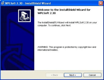 WPLSoft 2 3 Download (Free) - WPLSoft exe