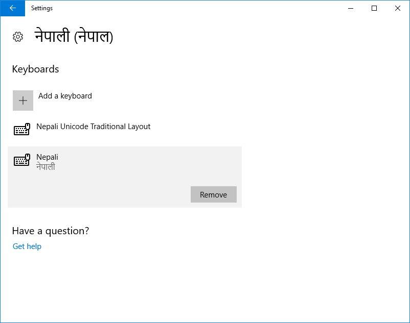 Nepali Unicode Traditional Layout Download (cmd exe)