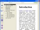 E-book Viewer Window
