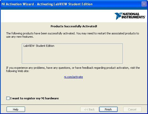 Ni Labview Student Edition 6 0 Download Free Trial Labview Exe