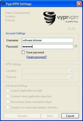 VyprVPN 1 4 Download (Free trial) - schtasks exe