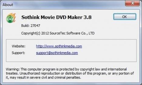 sothink hd movie maker key