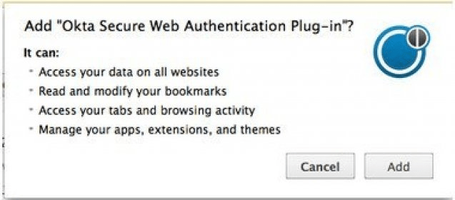 Okta Secure Web Authentication Plugin Download - It is a