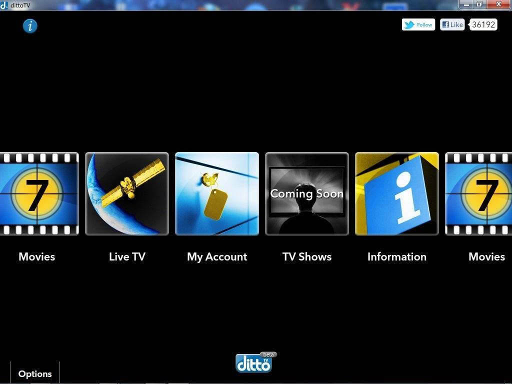 dittoTV Download (dittoTV exe)