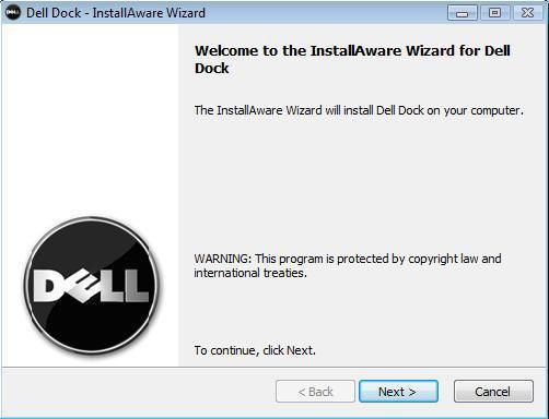 Dell Dock Setup