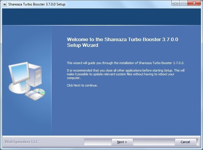 Version In The Install Window
