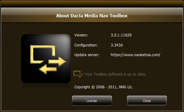 Dacia Media Nav Toolbox 3 5 Download (Free) - toolbox exe