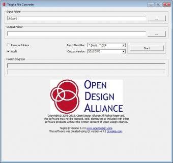 Teigha File Converter 4 0 Download (Free) - Pbwfc exe