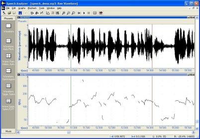 Speech Analyzer 3 0 Download (Free) - SA exe