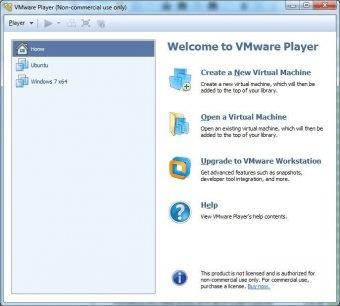 VMWARE PLAYER 3.1.6 SOFTWARE WINDOWS VISTA DRIVER