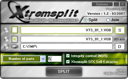 xtremsplit v1.2