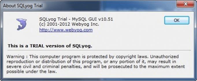 TÉLÉCHARGER SQLYOG 8.2