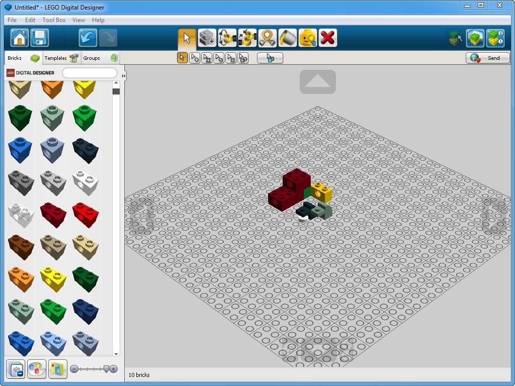 Lego Digital Designer Templates Page 1 Line 17qq Com 7