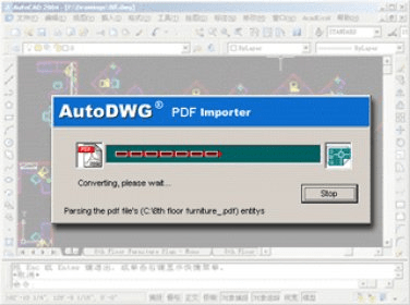 pdf to dwg converter software free download