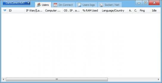 DarkComet RAT Legacy 5 4 Download (Free) - DCViewer exe