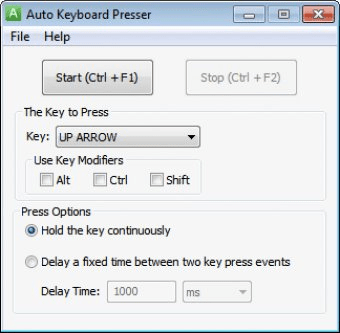 Auto Keyboard Presser - Software Informer  A tool that can
