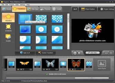 Photo Slideshow Creator 4 2 Download (Free trial) - PhotoShow exe