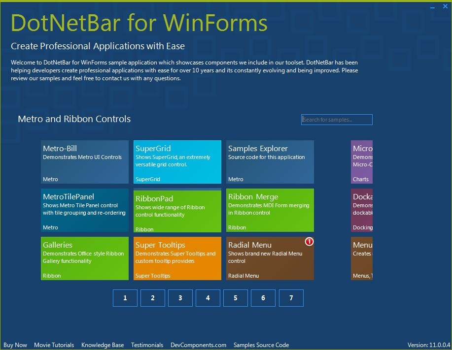 DotNetBar for Windows Forms  Get the software safe and easy