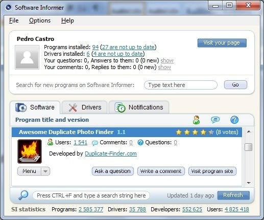 Software Informer Client