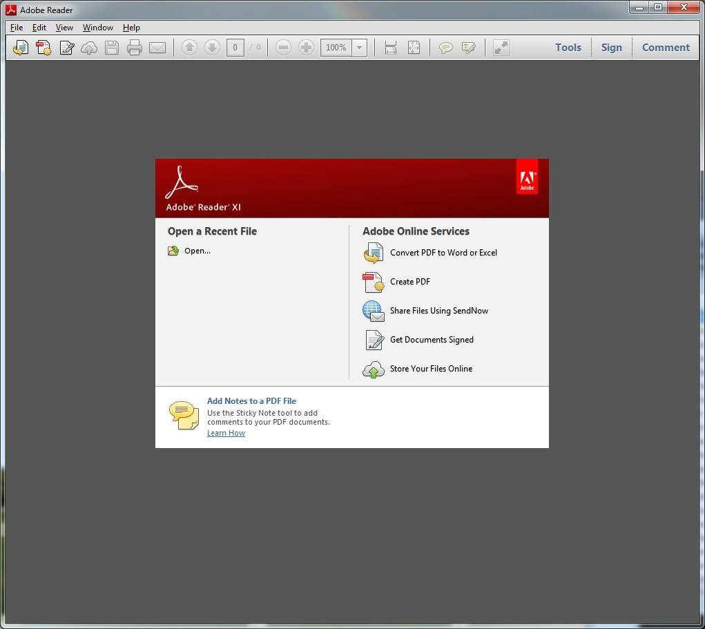 adobe reader free download for windows 8.1