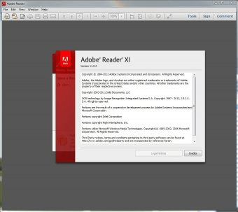 gratuitement adobe reader x 10.0.1