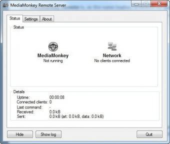 mediamonkey server
