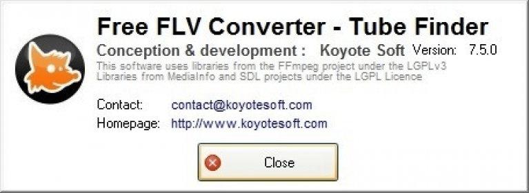 free flv converter 7.3.0