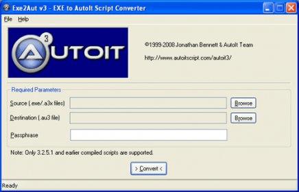 AutoIt 3 2 Download (Free) - Au3Info exe