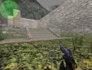 Screenshot of an aztec map