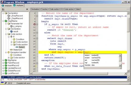 Sql developer | heise download.