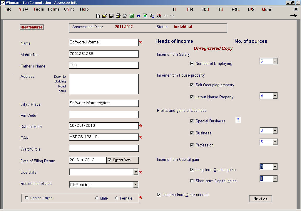 Winman CA ERP  Get the software safe and easy