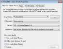 Creating PDF from File - Printing Properties