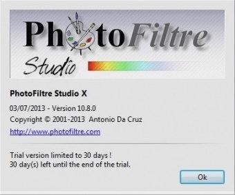 photofiltre studio 9.2.2