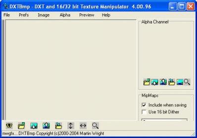 DXTBmp 4 0 Download (Free) - DXTBmp exe
