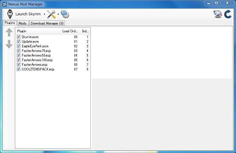 Nexus Mod Manager 0 4 Download (Free) - NexusClient exe