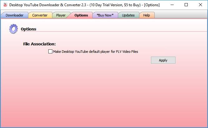 Desktop YouTube Downloader & Converter  Get the software safe and easy