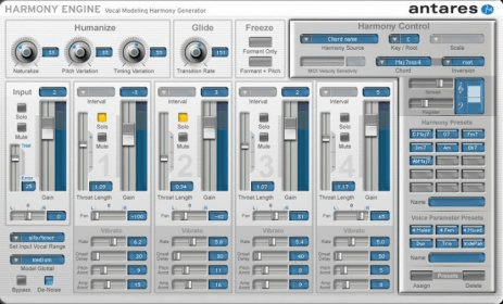Harmony Engine VST 3 0 Download (Free trial)