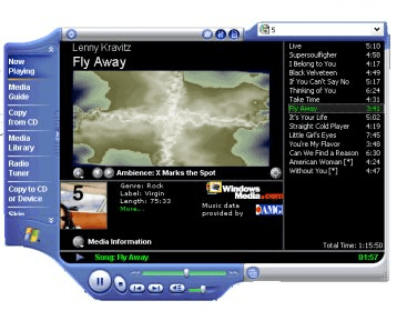 Windows Media Player 9 0 Download (Free) - wmplayer exe
