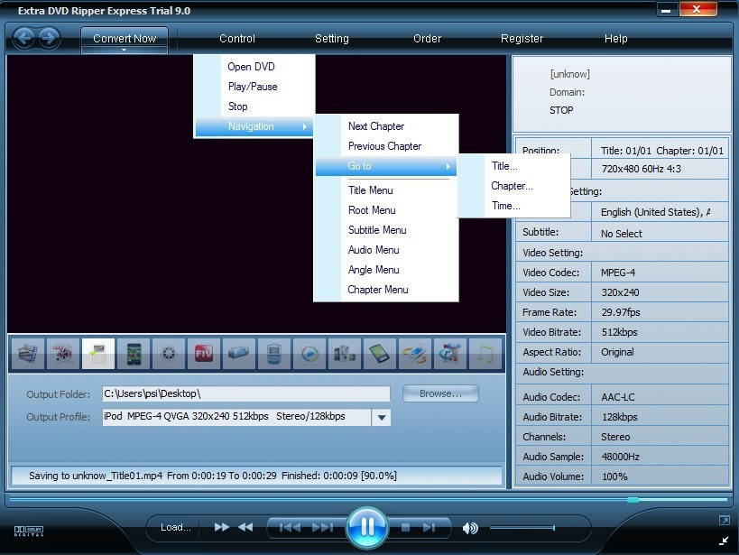 extra dvd ripper express free download