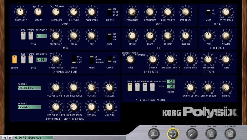 KORG Legacy Collection - Polysix  Get the software safe and easy
