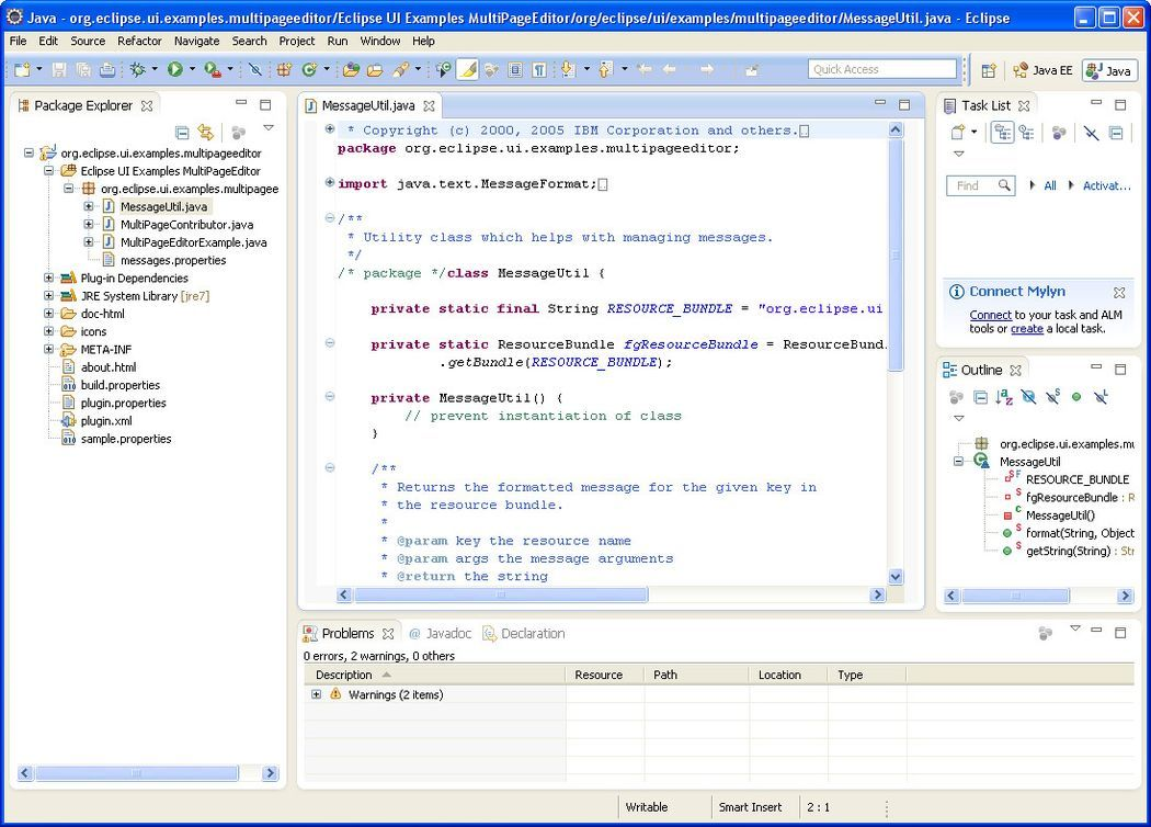 Eclipse IDE for Java EE Developers 3 3 Download (Free