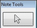 Note Tools Palette