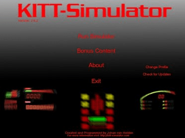 KITT-Simulator Download - Free program designed to be a