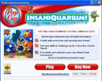 insaniquarium free play no download