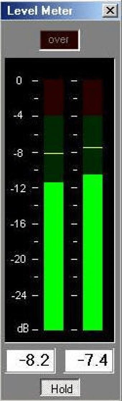 digital level meter