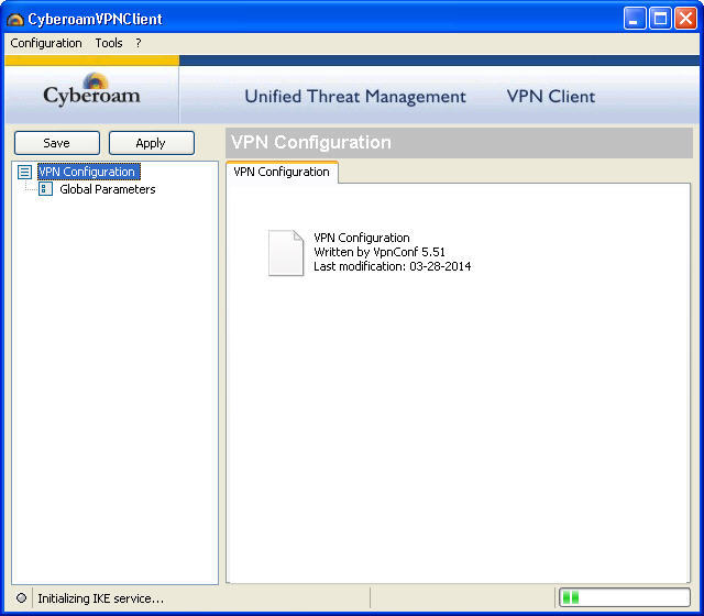 Cyberoam VPN Client  Get the software safe and easy