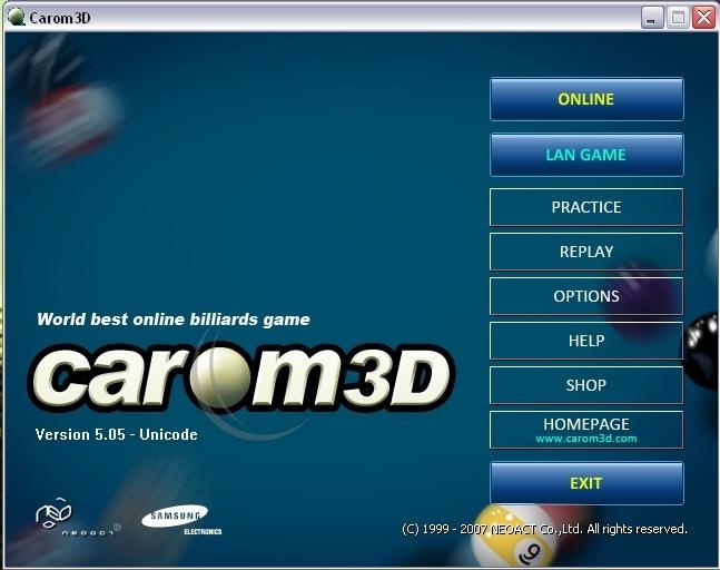 First Screen